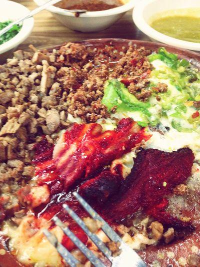 Tacos Parrillada