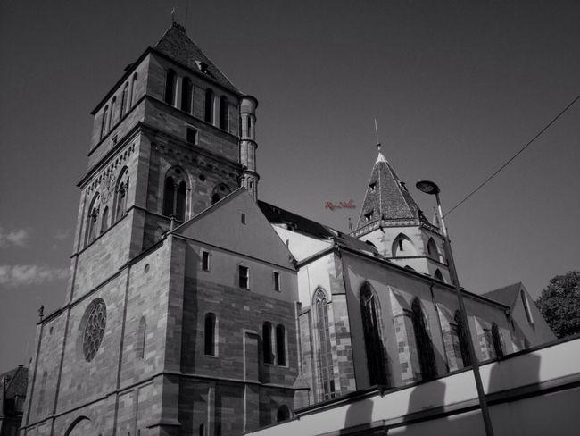 Supernormal Église Saint-Thomas Strasbourg