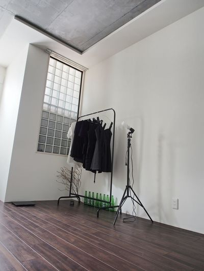 Architecture Built Structure Clothes Day Design Light Modern No People Studio Studio Time