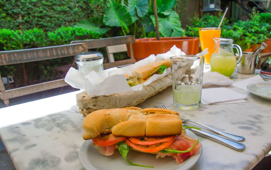 Healthy Eating Food And Drink Sandwhich Food Sandwiches Sandwich Time Sandwichphoto Sandwich Sandwichporn No People Freshness Fresh Drink Natural Juice Lemonade
