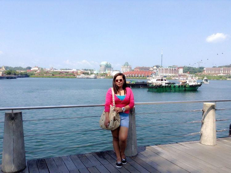 @ Sentosa Boardwalk! So Clean So Nice Vacation Escapade 28-30 June