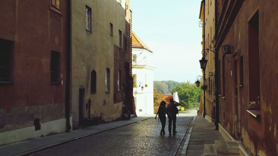 Oldtown Cople Poland Sunshine