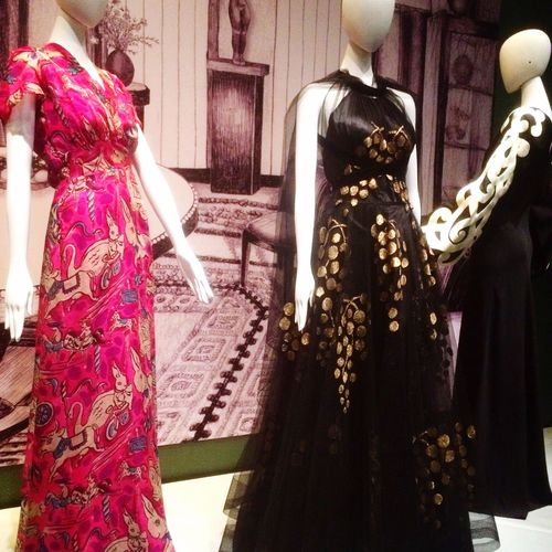 Fashion and Interior Decoration in the 20th Century - Dress at Shiodome Panasonic