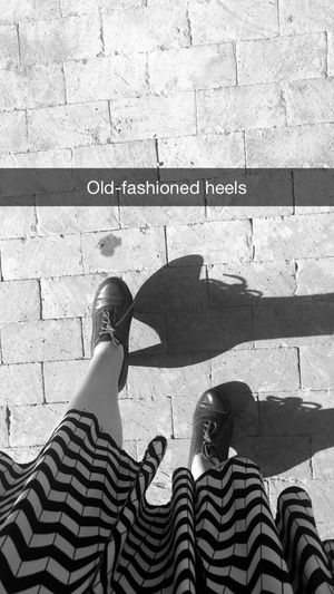 💕💕💕 High Heels Small Feet Old Fashion Dress That's Me Enjoying Life AZ