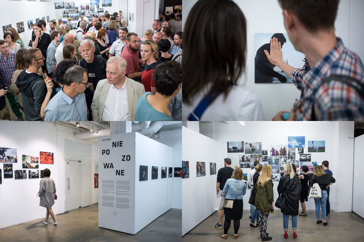 "Opening of ""Niepozowane"" exhibition by Un-Posed collective at Leica Gallery in Warsaw, 31 May 2017. Great to see such a big crowd, thank you all for coming! More details about the show: http://un-posed.com/ Art Gallery Art Show Exhibition Opening Gallery Group Exhibition Large Group Of People Leica Leica Gallery Leica Gallery Warsaw Mysia3 Niepozowane Photo Exhibition Photo Gallery Photo Show Photography Collective Photography Exhibition Photography Gallery Poland Street Photography Streetphoto Streetphoto_color Streetphotography UNPOSED Vernissage Warsaw"