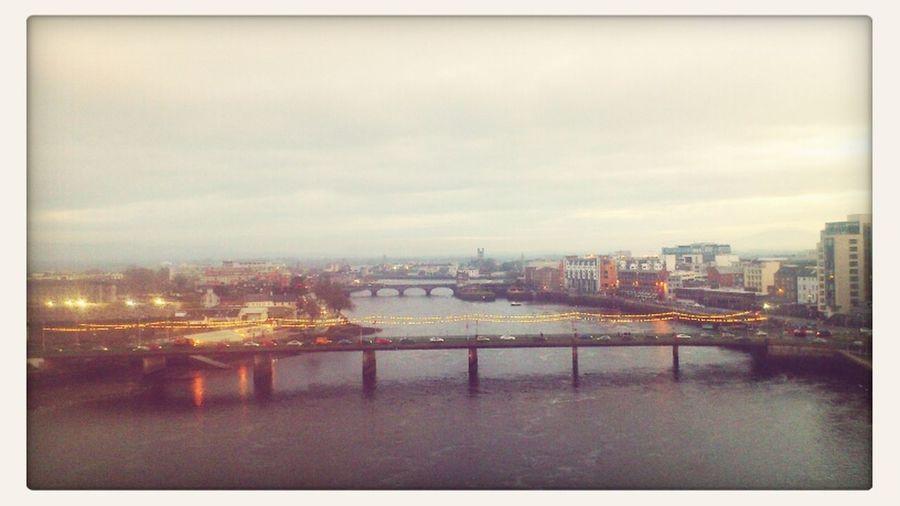 Good Morning, Limerick. River Shannon