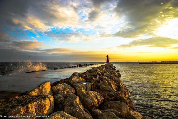 Michigan Lighthouse Photo Photography Photooftheday Nikon D7100