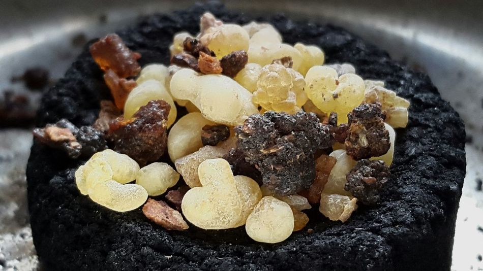 Pureza Espiritual Espiritualidad Espiritual Limpieza De Hogar Humo Aromatherapy Piedras Mirra Inciensos Incienso