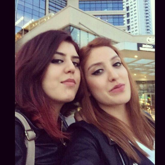 SisterLovee ♥ Istanbul Turkey Levent Avm Cinema Simle😉 And Simle 😊😊