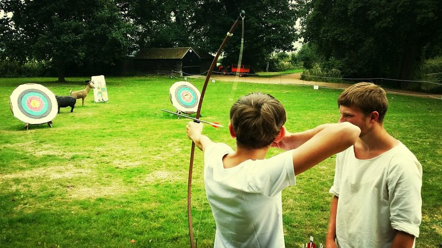 Jan of Bodiam Forest Archery