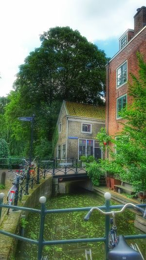 Check This Out Taking Photos Small Canal Cute Houses Nature_perfection