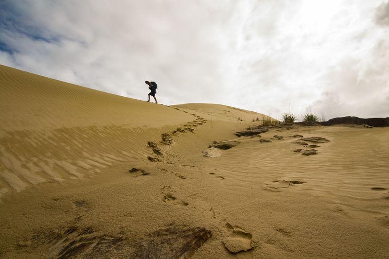 Lost In Dunes.