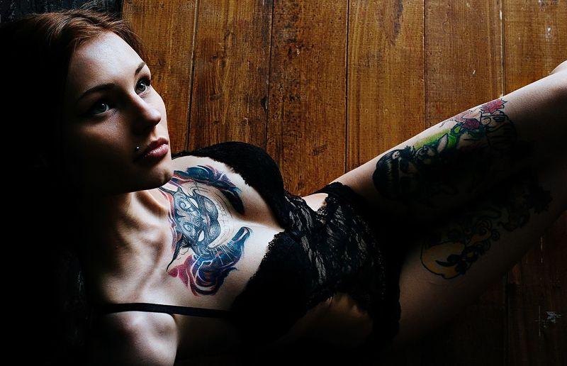 Sexygirl Girl Tattoo Tatoo Tattoos Studio DmitryBarykin EyeEm Best Shots
