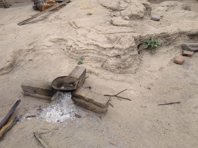 Cooking DELTA API Lombok Island NTB No People Stove Made Of Mud Rumahalir