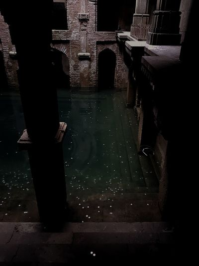 People Water Indoors  Day Journey EyeEmNewHere Adalajstepwell Adalaj India Mumbai Car Travel Stepwell Well  Steps Outdoors Architecture Travel Destinations Coins Shine Connected By Travel
