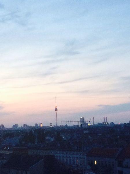Fernsehturm Skyporn Sky Berlin Myberlin Berlinstagram