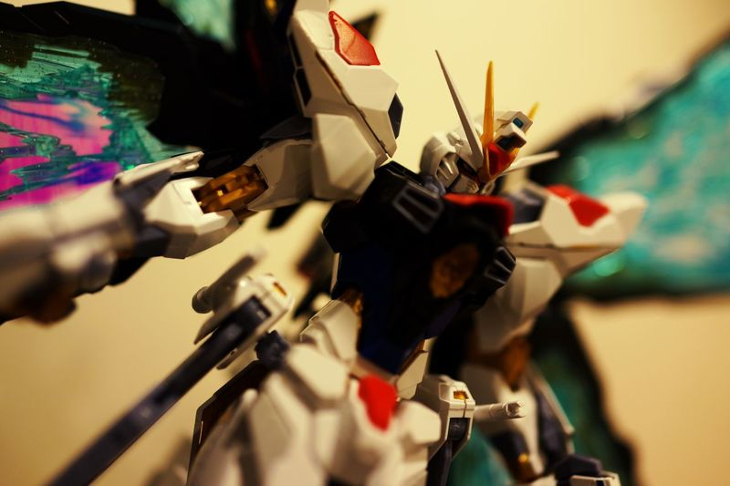 Gundam Model Toy Toyphotography Toy Photography Gundam Gunpla Toys Strikefreedomgundam