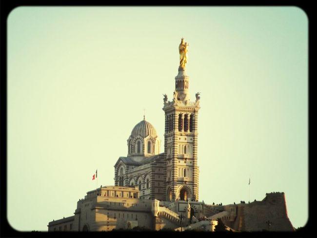 Urban Geometry Notre Dame Bonne Mere Zoomporn