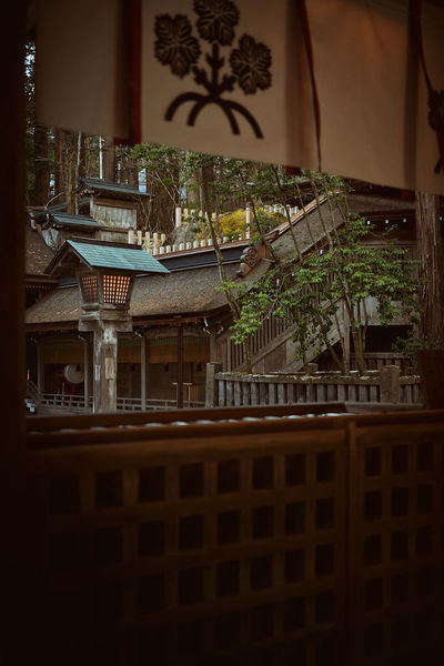 A Shrine Architecture Built Structure Cloud Dark Eye4photography  EyeEm EyeEm Best Shots EyeEm Gallery Japan Japanese Architecture Japanese Style Light And Shadow No People Tranquil Scene Tranquility Travel Destinations Trip