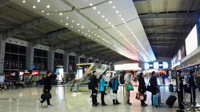 再见大连 Dalian International Airport 大连周水子国际机场 再见 机场 Airport Dalian Airport Goodbye Waiting Hall Huaweiphotography Phonegraphy Phoneonly PhonePhotography Phone Photography