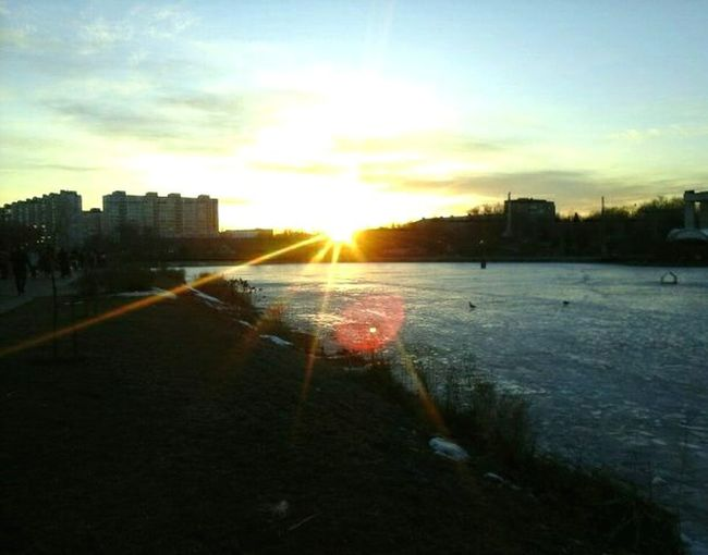 My Country In A Photo Photo Snapshots Of Life Moskow City природа и вода солнце World Russia начало весны Природа