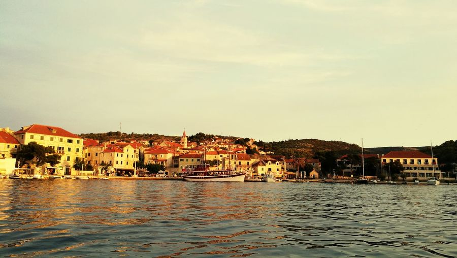 Postira Croatia Full Of Life Croatia Croatiafulloflife Croatian Sea Croatiafullofmagic Croatian_islands Brac Brac Island Croatian Coast Croatian State Of Mind Croatia 2017 😎✌️🇭🇷 Croatia ❤ Seaside Seascape Sea Town Old Town Day No People Architecture Outdoors History City Travel Destinations Water