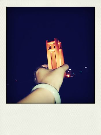 Take it away. That is the symbol of our University^_^