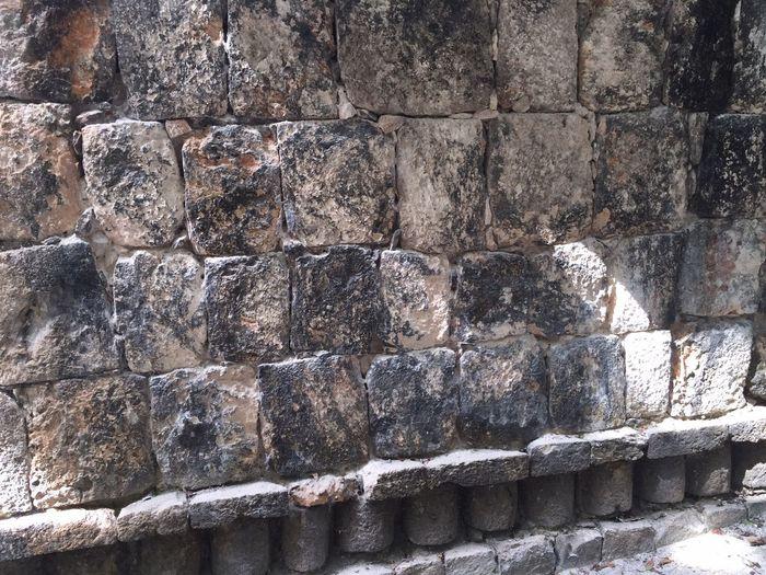 Mayan building Circa 600-800 AD