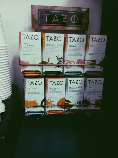 mmmmm Tea Tazo