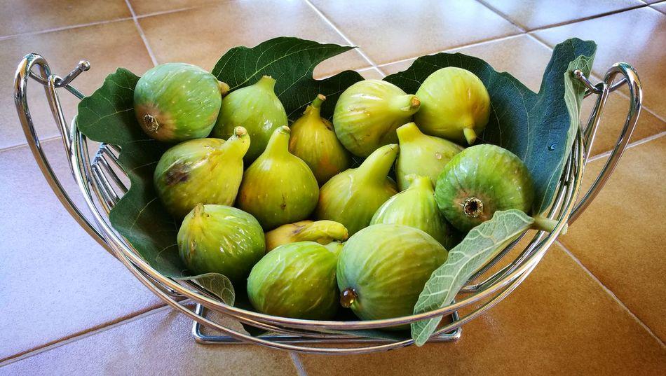 Fichi Fruit Cesta No People Green Color Vegetable Nature Sicily Healthy EatingPianta Estate Food And Drink