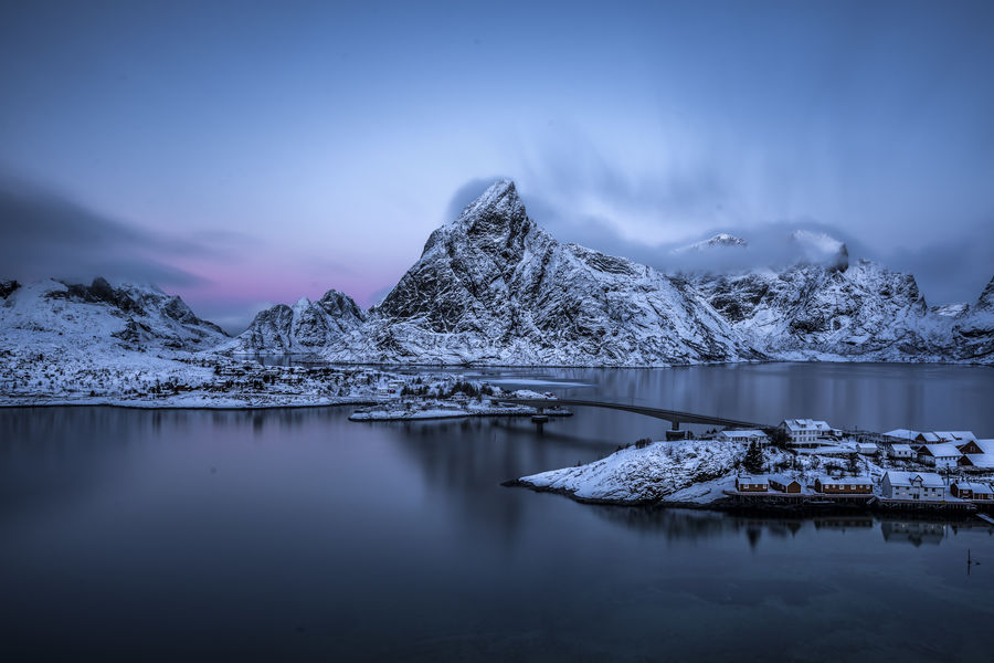 Norway Beauty In Nature Cold Temperature Day Frozen Glacier Ice Iceberg Idyllic Lake Landscape Lofoten Mountain Nature No People Outdoors Reflection Scenics Sky Snow Tranquil Scene Tranquility Water Waterfront Winter