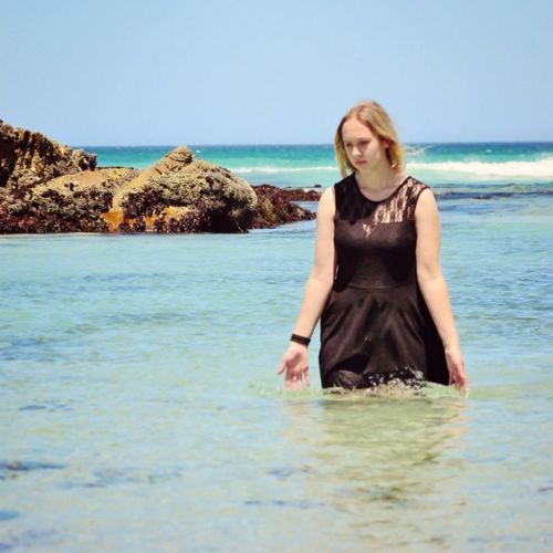 Sister Beach Shoot