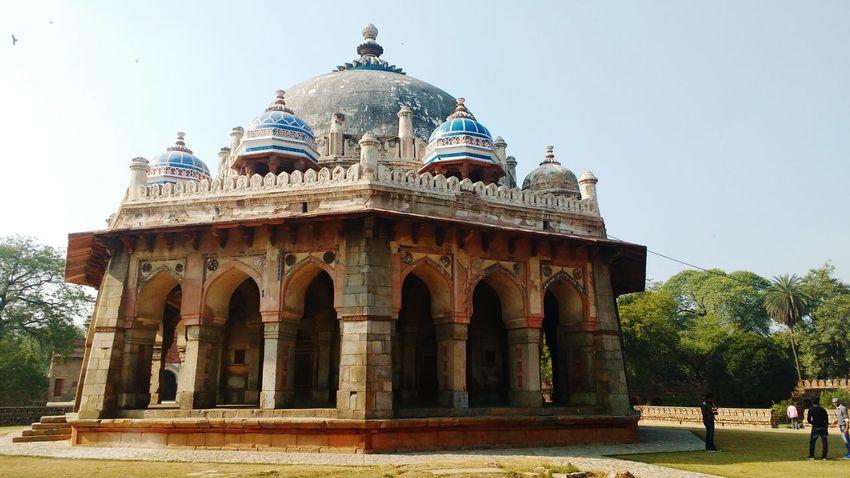Humayun Tomb , New Delhi , India