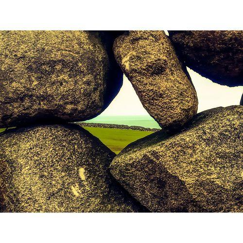 Rocks Mournes