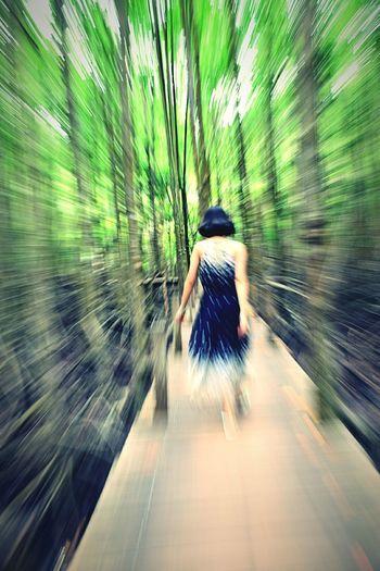 go fast. PowerGirl Walk Fast Run Warp Fast Go Walk Girl