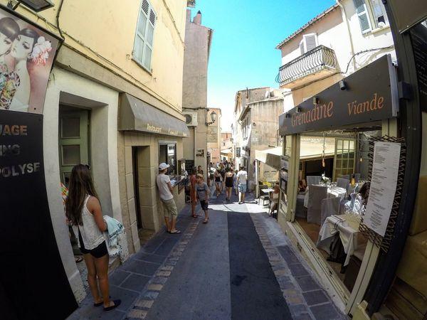Hanging Out Hello World Taking Photos St Tropez  Enjoying Life France Luxury Village Street Small