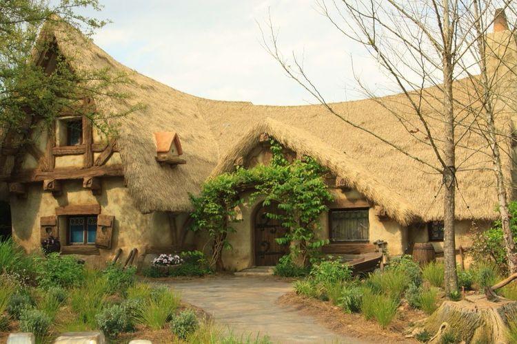 Mydisneyside 7 Dwarves cottage, New Fantasyland, Walt Disney World, Florida