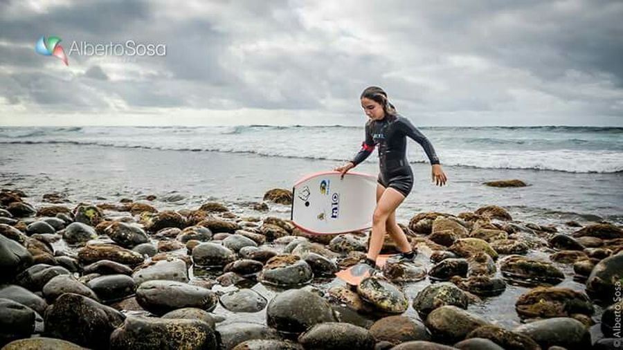 Hi! Sea Bodyboard Extreme Sports Love ♥ ⚓ Enjoying Life
