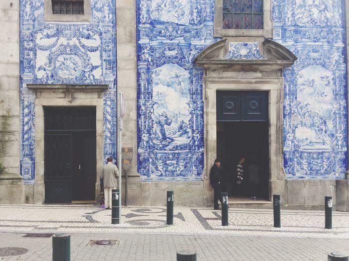 Rua Santa Caterina arquitectura y paisaje Oporto Alrededor Observar Que Bello Es Pasear