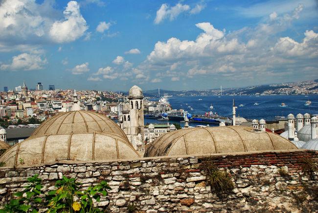 Suleymaniyecami Benim Sehrim Sokaklar Benim Eminönü