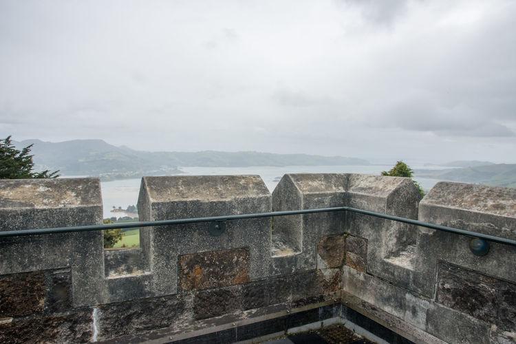 Dunedin, Otago, New Zealand-December 12,2016: Building details of Larnach Castle in Dunedin, New Zealand Castle Dunedin Mock Tourist Attraction  Architecture Larnach Nature New Zealand Otago Outdoors Travel Destinations
