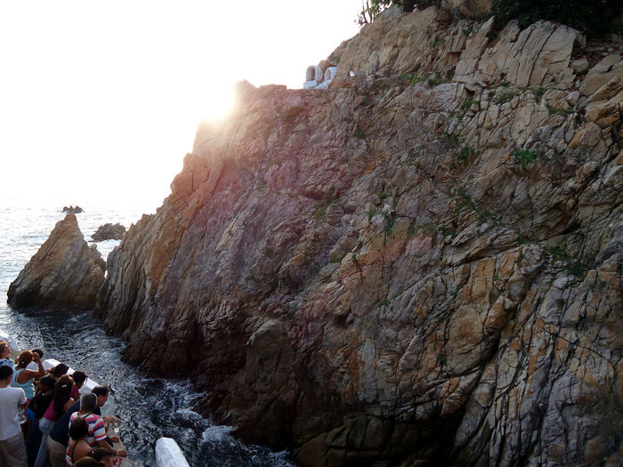 Acapulco Adventure Cliff Desert Eroded Exploring Extreme Terrain Geology Mar Physical Geography Quebrada Acapulco Rock Rock - Object Rock Formation Rocky Rocky Mountains Rough Rugged Stone Textured  EyeEmNewHere Live For The Story Lost In The Landscape Be. Ready.