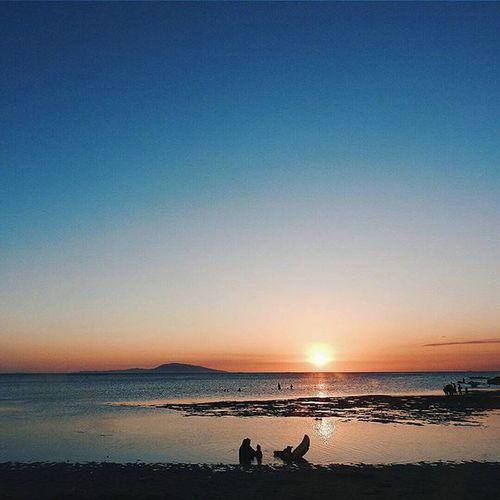 Breathtaking Sunset. 🌅 Onlyinthephilippines🇵🇭 Vscocam