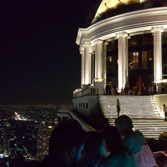 Lebuastatetower Lebua State Tower Thailand Openskies Rooftop Rooftop View  NewYear