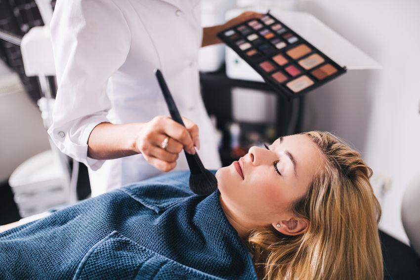 Eyeshadow Females Lipstick Make-up Makeup Beauty Beauty Care Brush Color Eyeliner Rouge Skin Women