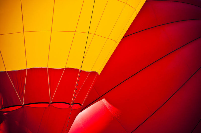 Abstract Close-up Geometric Shape Red Yellow First Eyeem Photo