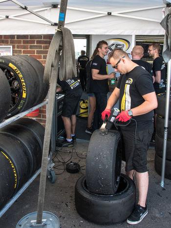 D5500 Mechanics Motion Racing Car Snetterton