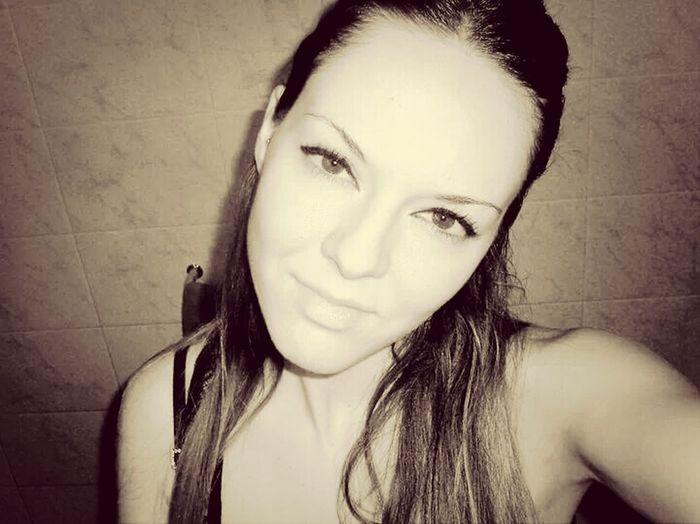 :) Eyes Seppia