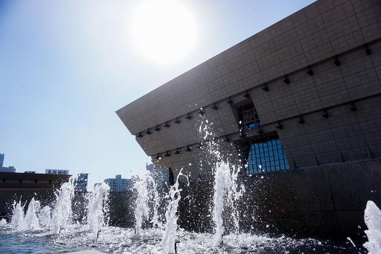 山西省博物馆 Water