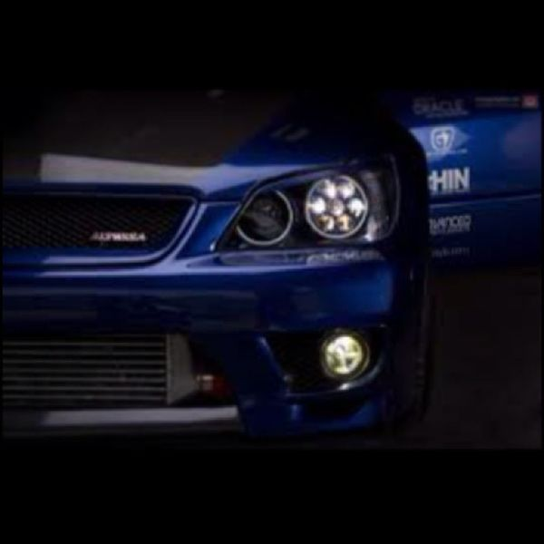 My Dream Car Foreal lexus is300 boost